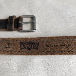 Levi's Accessories - Vintage Levi's Leather Belt - Worn with Love